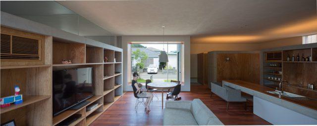 『奄美大島の住宅』設計実績建築写真・竣工写真・インテリア写真5