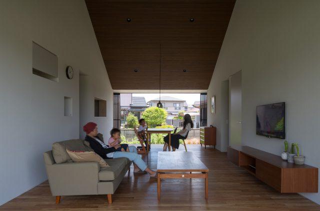 『遠賀の家』設計実績建築写真・竣工写真・インテリア写真10