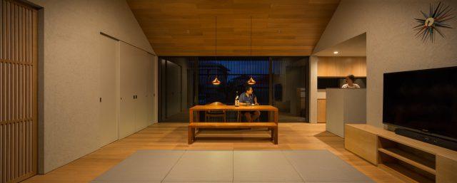 『青庵』設計実績建築写真・竣工写真・インテリア写真9