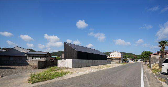 『青庵』設計実績建築写真・竣工写真・インテリア写真1