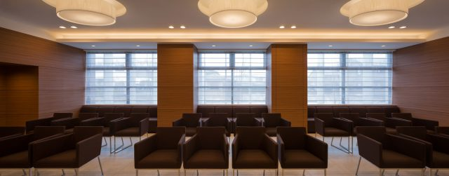 『桜ヶ丘病院(60床)』設計実績建築写真・竣工写真・インテリア写真9