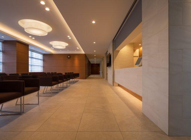 『桜ヶ丘病院(60床)』設計実績建築写真・竣工写真・インテリア写真8