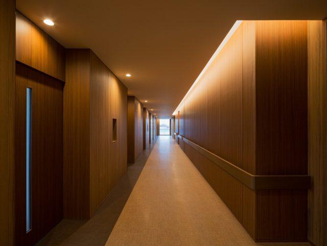 『桜ヶ丘病院(60床)』設計実績建築写真・竣工写真・インテリア写真17