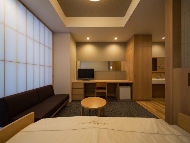 『桜ヶ丘病院(60床)』設計実績建築写真・竣工写真・インテリア写真18