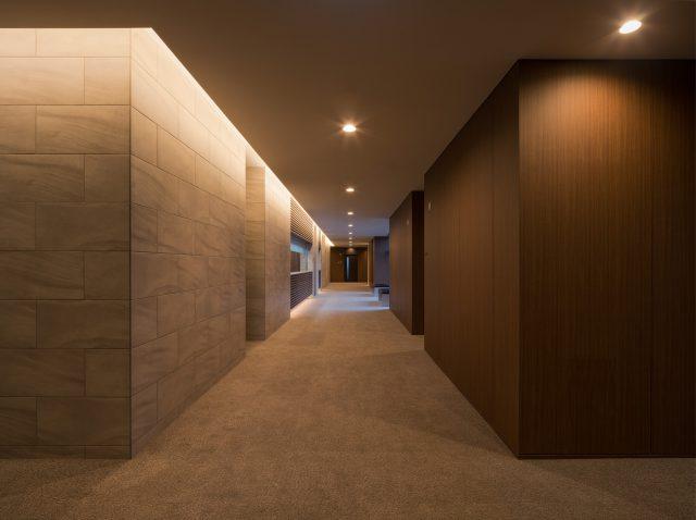 『桜ヶ丘病院(60床)』設計実績建築写真・竣工写真・インテリア写真12