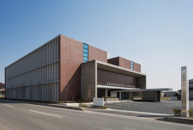 『桜ヶ丘病院(60床)』設計実績建築写真・竣工写真・インテリア写真1