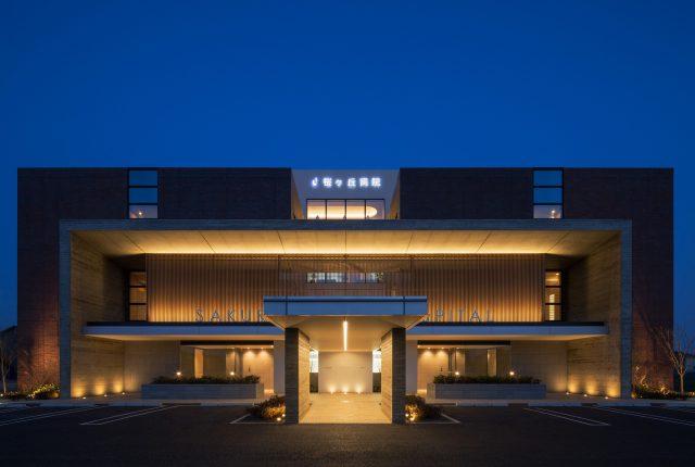『桜ヶ丘病院(60床)』設計実績建築写真・竣工写真・インテリア写真4