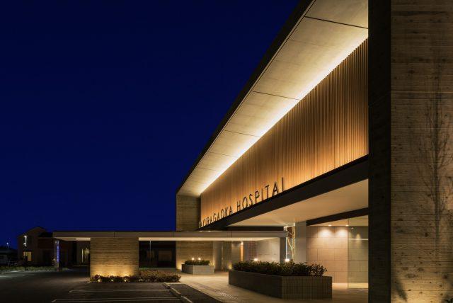 『桜ヶ丘病院(60床)』設計実績建築写真・竣工写真・インテリア写真3