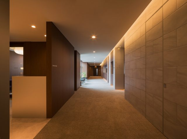 『桜ヶ丘病院(60床)』設計実績建築写真・竣工写真・インテリア写真11