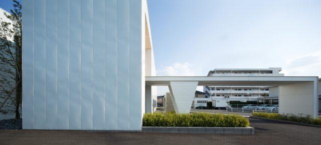 『中森眼科医院』設計実績建築写真・竣工写真・インテリア写真3