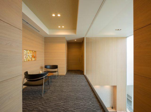 『中森眼科医院』設計実績建築写真・竣工写真・インテリア写真13