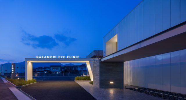 『中森眼科医院』設計実績建築写真・竣工写真・インテリア写真5