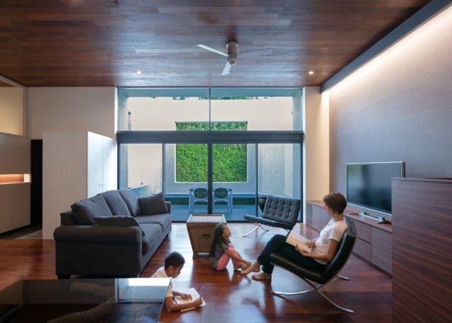 『北谷の住宅』設計実績建築写真・竣工写真・インテリア写真9