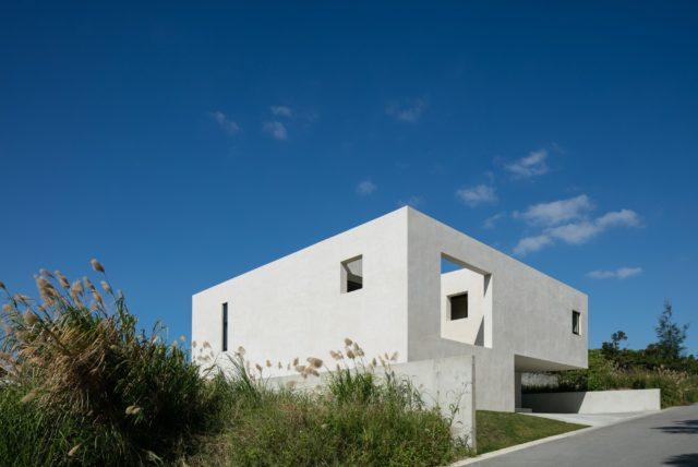 『北谷の住宅』設計実績建築写真・竣工写真・インテリア写真1