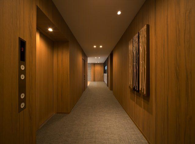 『上山レディースクリニック』設計実績建築写真・竣工写真・インテリア写真11