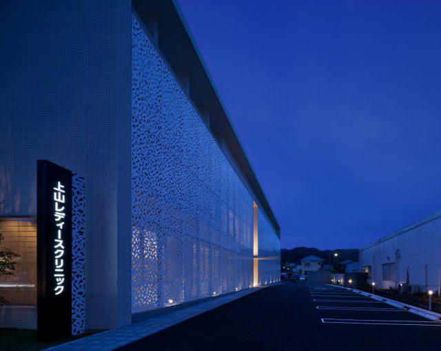 『上山レディースクリニック』設計実績建築写真・竣工写真・インテリア写真6