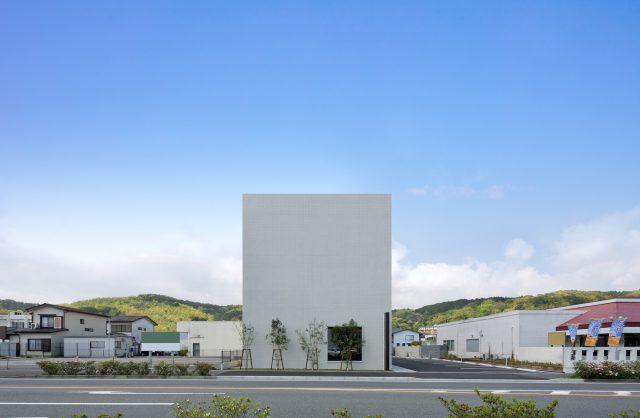 『上山レディースクリニック』設計実績建築写真・竣工写真・インテリア写真1