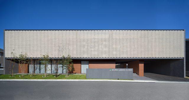 『みうらレディースクリニック』設計実績建築写真・竣工写真・インテリア写真4
