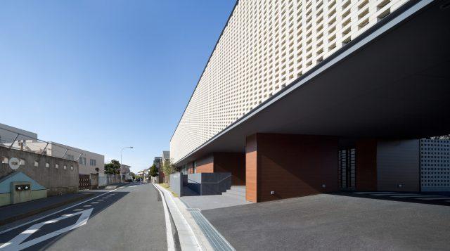 『みうらレディースクリニック』設計実績建築写真・竣工写真・インテリア写真1