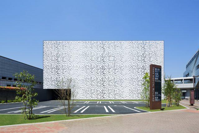 『TAMA MEDICAL BUILDING』設計実績建築写真・竣工写真・インテリア写真3