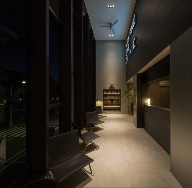 『中野眼科』設計実績建築写真・竣工写真・インテリア写真11
