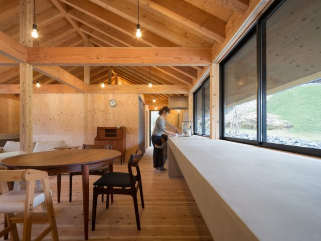 『大屋根の棲家』設計実績建築写真・竣工写真・インテリア写真16