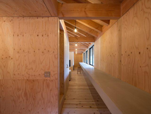 『大屋根の棲家』設計実績建築写真・竣工写真・インテリア写真17
