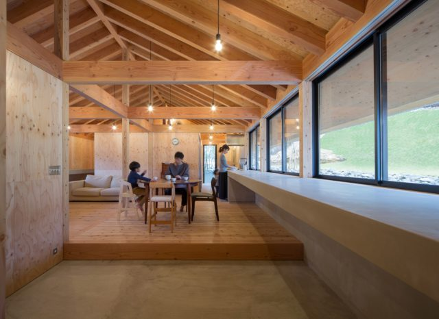 『大屋根の棲家』設計実績建築写真・竣工写真・インテリア写真10