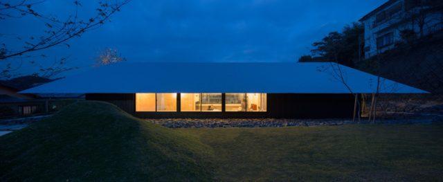 『大屋根の棲家』設計実績建築写真・竣工写真・インテリア写真8