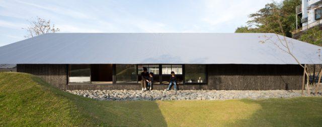 『大屋根の棲家』設計実績建築写真・竣工写真・インテリア写真5