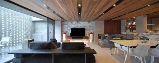 『AKASAKA Residence』設計実績建築写真・竣工写真・インテリア写真5