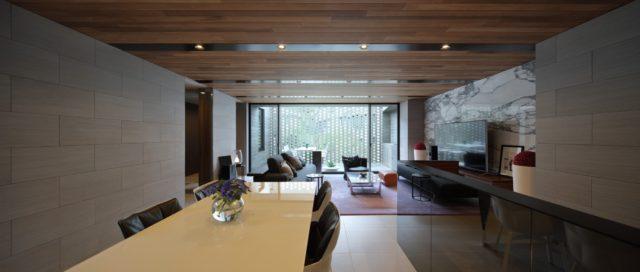 『AKASAKA Residence』設計実績建築写真・竣工写真・インテリア写真6