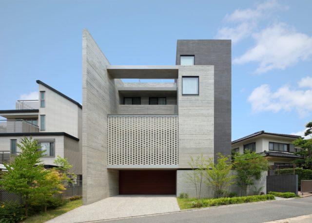 『AKASAKA Residence』設計実績建築写真・竣工写真・インテリア写真1