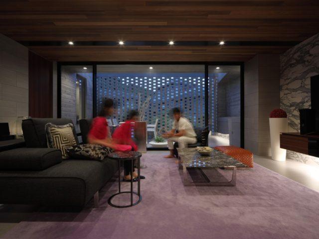 『AKASAKA Residence』設計実績建築写真・竣工写真・インテリア写真11