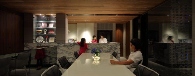 『AKASAKA Residence』設計実績建築写真・竣工写真・インテリア写真10