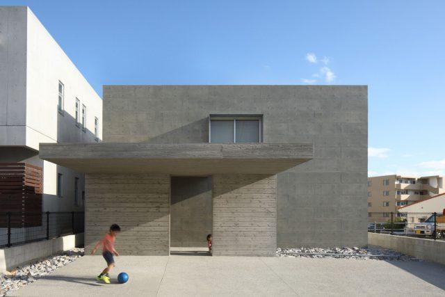 『街の住居』設計実績建築写真・竣工写真・インテリア写真1