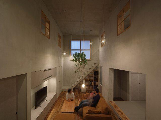 『街の住居』設計実績建築写真・竣工写真・インテリア写真14