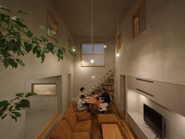 『街の住居』設計実績建築写真・竣工写真・インテリア写真15