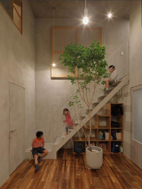 『街の住居』設計実績建築写真・竣工写真・インテリア写真16