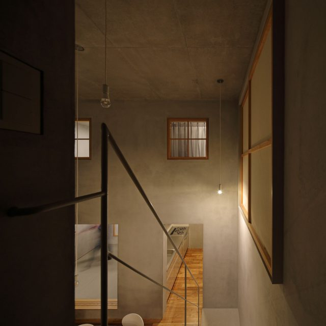 『街の住居』設計実績建築写真・竣工写真・インテリア写真17