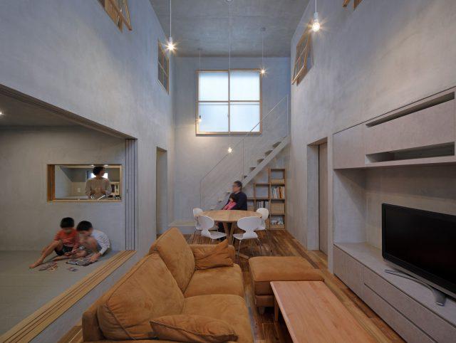 『街の住居』設計実績建築写真・竣工写真・インテリア写真7