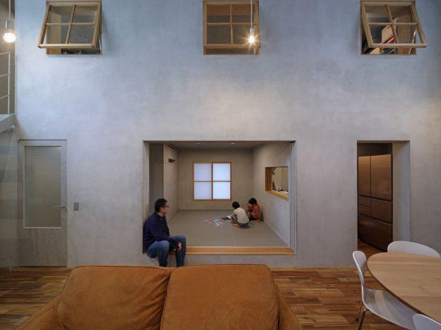 『街の住居』設計実績建築写真・竣工写真・インテリア写真10