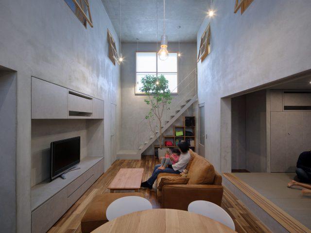 『街の住居』設計実績建築写真・竣工写真・インテリア写真8