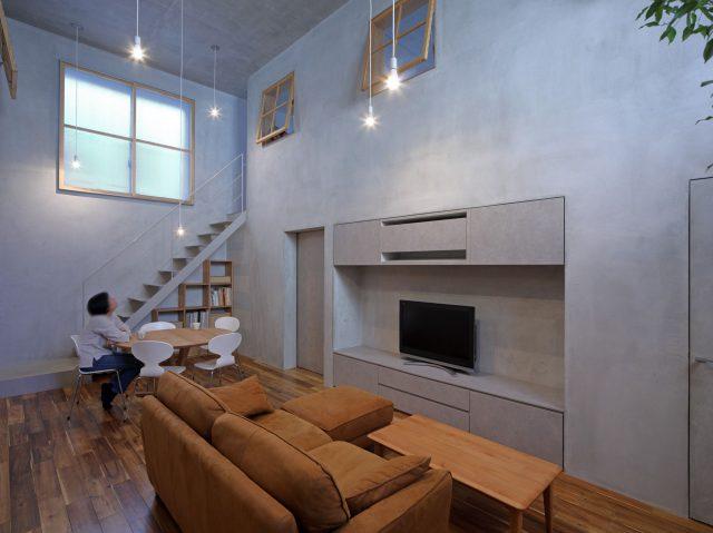 『街の住居』設計実績建築写真・竣工写真・インテリア写真9