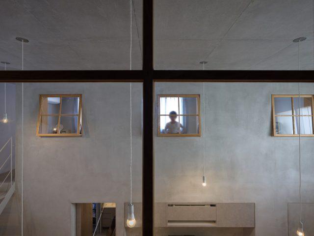 『街の住居』設計実績建築写真・竣工写真・インテリア写真12