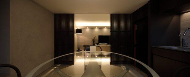 『Ōhori Residence』設計実績建築写真・竣工写真・インテリア写真5