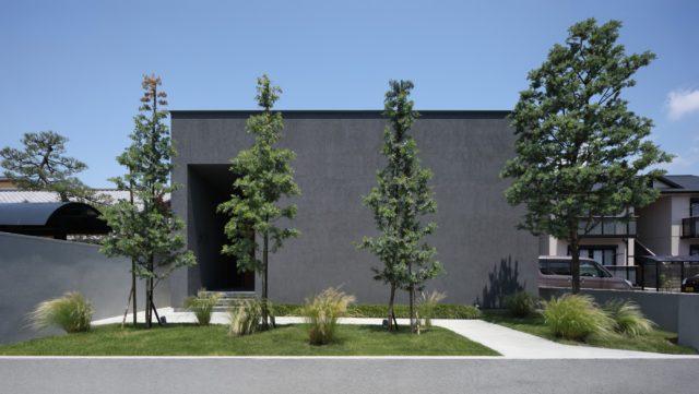 『静長のコートハウス』設計実績建築写真・竣工写真・インテリア写真1