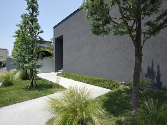 『静長のコートハウス』設計実績建築写真・竣工写真・インテリア写真2