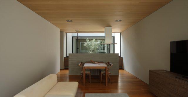 『静長のコートハウス』設計実績建築写真・竣工写真・インテリア写真7