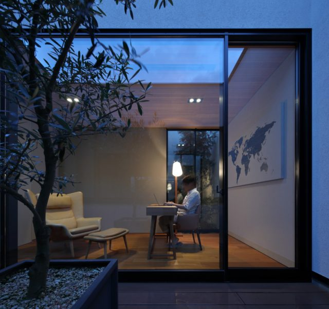 『静長のコートハウス』設計実績建築写真・竣工写真・インテリア写真13